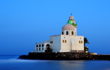 Mosque by Red Sea, Jeddah